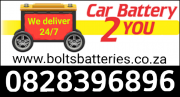 24/7 New Car Batteries. Dellivered