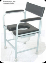 MR WHEELCHAIR STANDARD COMMODE