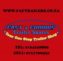 Fast & Furious Trailer Spares