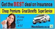 Insurance website for sale