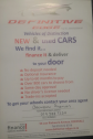 NEW & USED CARS