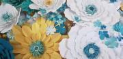Paper Flower Decor