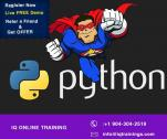 Python Online Training course at IQ Online Training