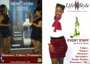 Weekends and Part-time Vacancies for Hostesses, and Promotion Staff