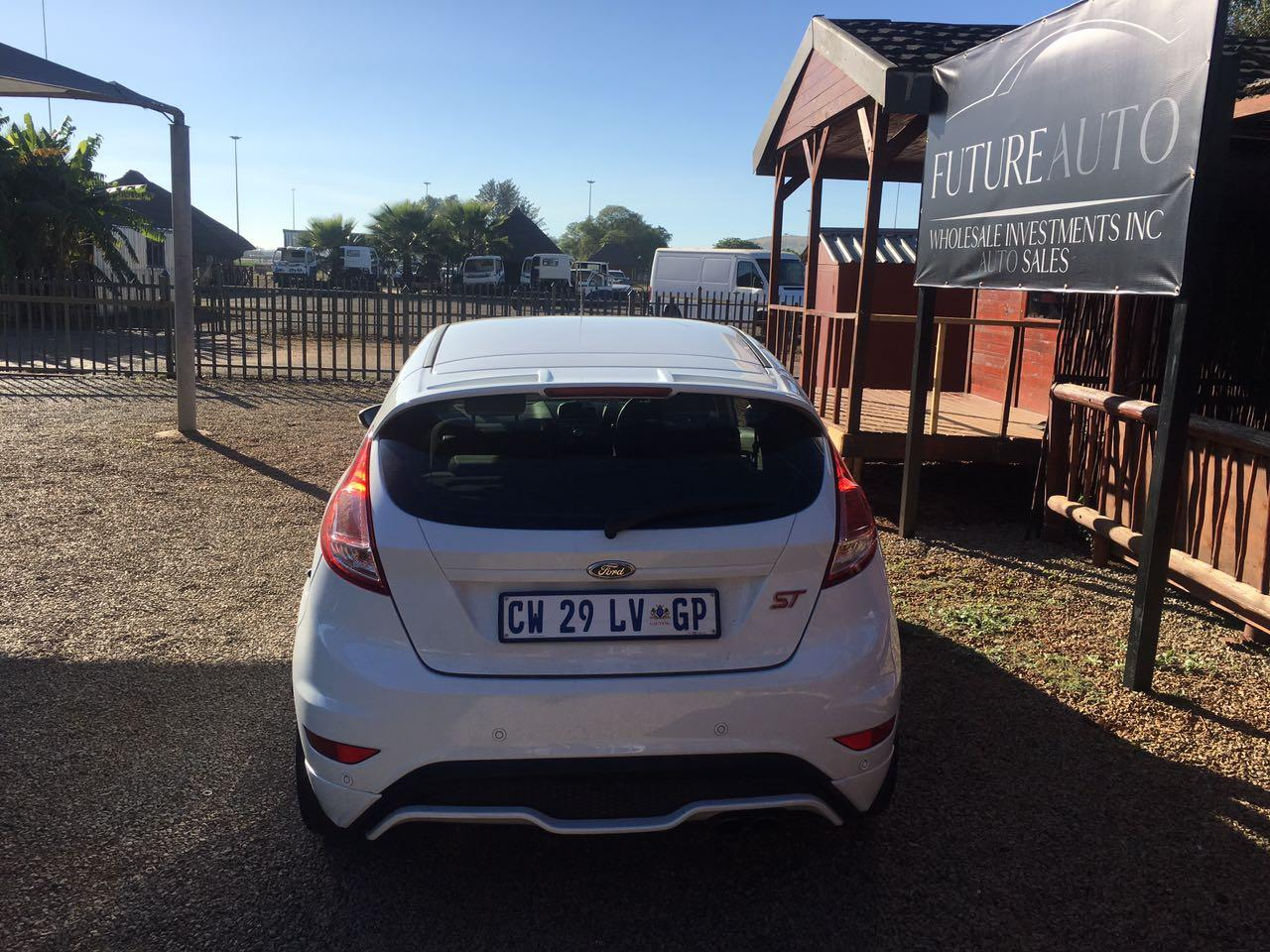 White 2014 Ford Fiesta ST For Sale!! | Pretoria-Tshwane ...