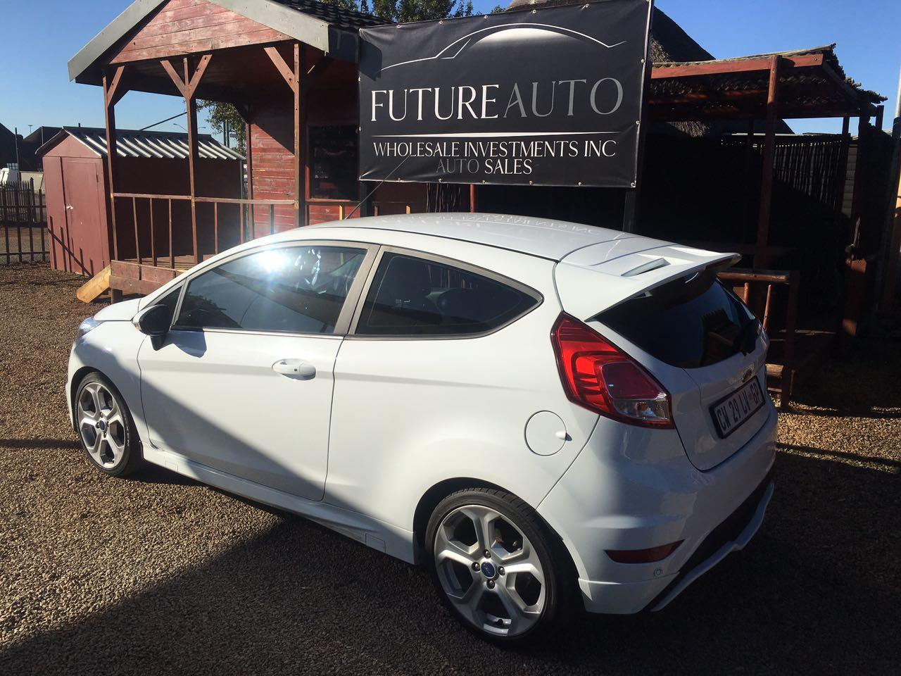 White ford fiesta st for sale 2014 pretoria tshwane public ads ford cars