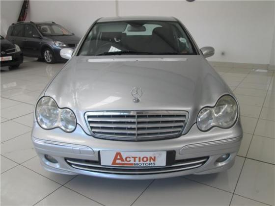 2007 Mercedes-Benz C180 Elegance A/T for sale!