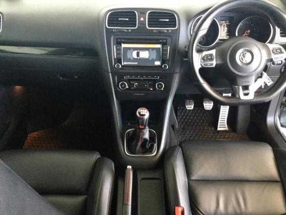 2012 Volkswagen Golf VI 2.0 GTI