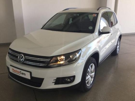 2016 Volkswagen Tiguan 2.0 Tdi Bluemotion