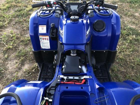 2016 Yamaha Grizzly 450 EPS 4x4 - Quad Bike