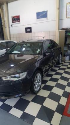 A6 Audi 2011