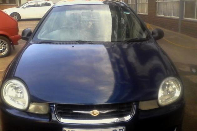 Chrysler neon is in good working condition Car for sale