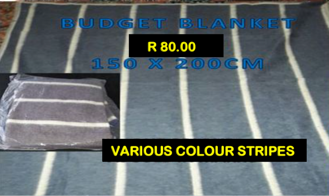 CHEAP BLANKETS/WINTER WARMERS