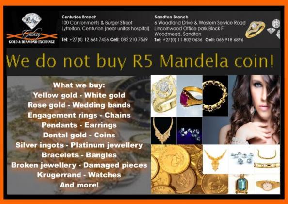 ENGAGEMENT RINGS FOR CASH in Centurion, Gauteng