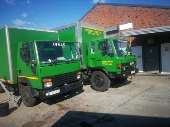 Local & Nationwide Furniture Removals & Storage - Leopard Movers in City Centre, Western Cape