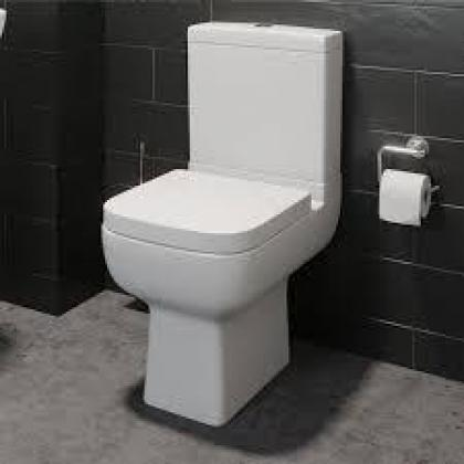 One Piece America Bathroom Sanitary Ware Ceramic Wc Toilet