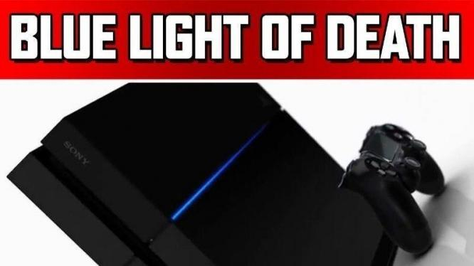 Same day Playstation 4 blue light of death repair with 1 year warranty