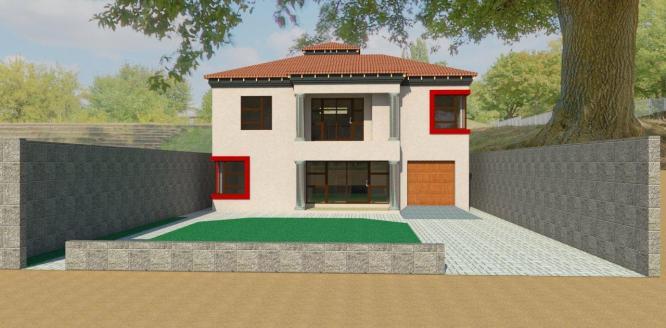 Thatos House Plans