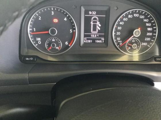 2014 Volkswagen Touran 2.0 Tdi Trendline