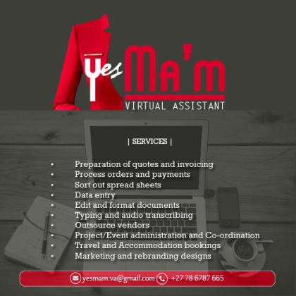 Virtual Assistant for your business