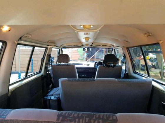vw microbus 2.3