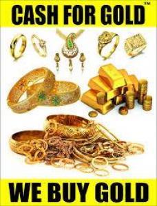 We buy Gold and Diamonds