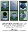 210L Water Storage Barrel
