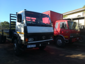 8 TON TRUCK - AVAILABLE FOR HIRE!!!