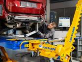 Automotive repair equipment for Panel-Beating Industry