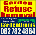 Garden refuse removal services