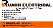 Ruach electrician's cc