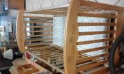 Solid Wood Baby Cot for SALE!