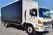 Trucks For Hire (local & cross border)