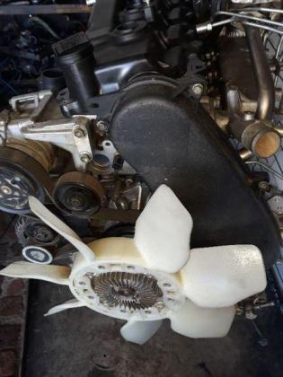 2006 D4d 3.0 hilux engine