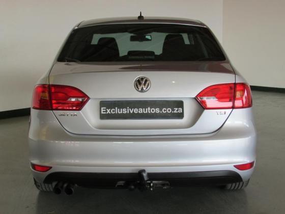 2014 Volkswagen Jetta VI 1.4 TSi Comfortline