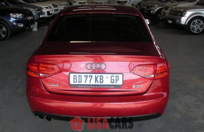 AUDI A4 in Germiston, Gauteng