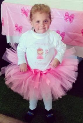 Birthday Party Tutu Outfits with Matching Headband