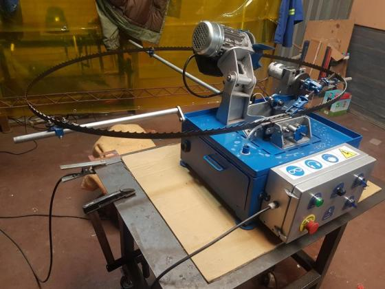 Fenrir Blade Runner Bandsaw Blade Sharpening Machine