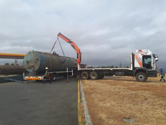 Heritage transport and Crane truck Hire
