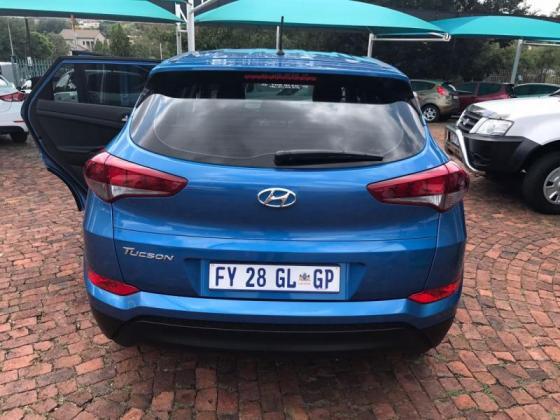 Hyundai Tucson Premium Automatic 2.0, 2017