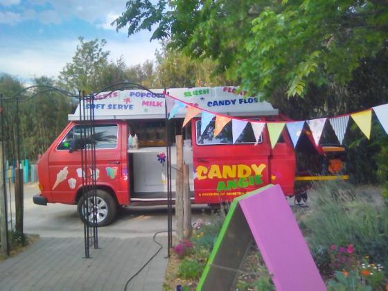 Ice cream Van Hire