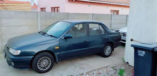 Nissan Sentra 16valva