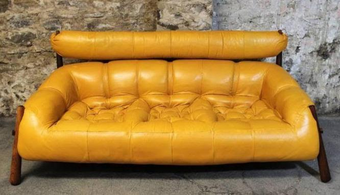 Percival Lafer Vintage Sofa
