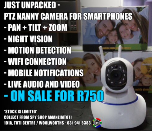 Spy Shop SA Women's Week Special