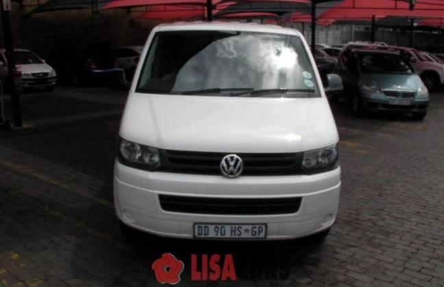 VW KOMBI T5