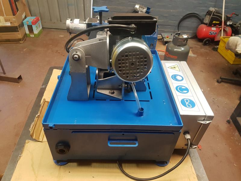 Fenrir Blade Runner Bandsaw Blade Sharpening Machine