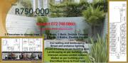 2 and 3 Bedroom Townhouses in Parkhill Gardens, Lambton, Germiston
