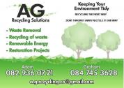 A-G RECYCLING SOLUTIONS