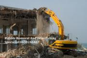 Rubble removal Specialist