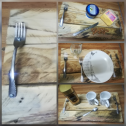 Rustic 3-in-1 Serving/Cheese/TV Tray